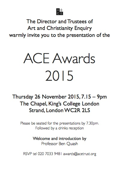 invitation_David_Behar_ACE_Award